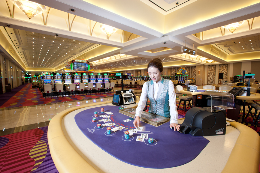 Korean Land Based Casinos