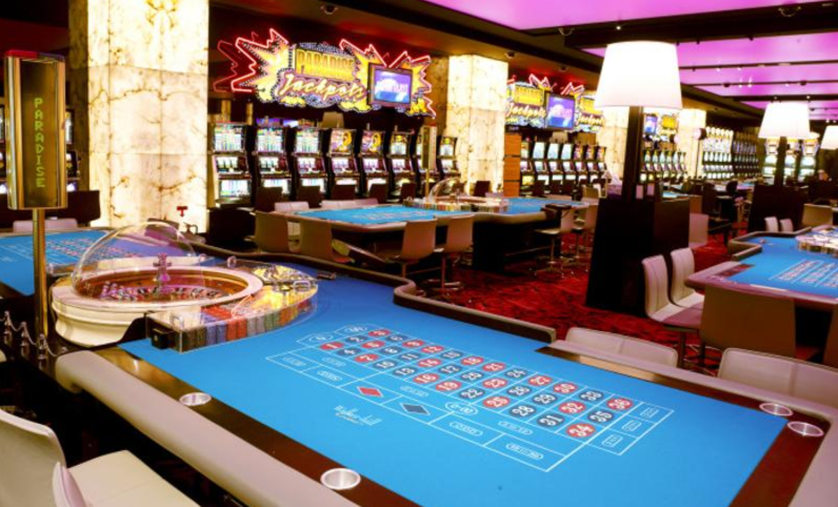 paradise casino walkerhill interior images